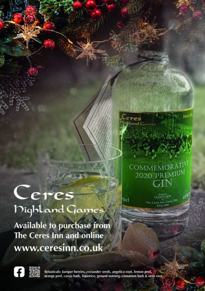 Commemorative Premium 2020 Gin