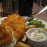 Beer Battered Haddock
