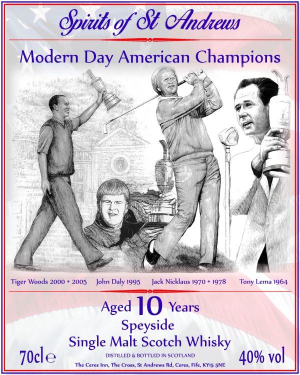Modern Day American Champions
